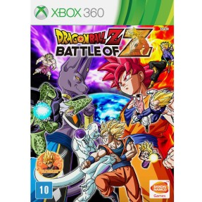 Foto Jogo Dragon Ball Z: Battle of Z Xbox 360 Bandai Namco
