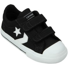 Foto Tênis Converse All Star Infantil (Menino) Player 2V Casual