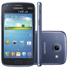 Smartphone Samsung Galaxy S3 Duos GT-I8262B 5,0 MP 2 Chips 8GB Android 4.1 (Jelly Bean) Wi-Fi 3G