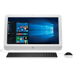 Foto All in One HP 20-E001br Intel Celeron N3050 2 GB 500 Windows 10 Home 19,5"