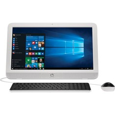 Foto All in One HP 20-E002br Intel Celeron N3050 4 GB 500 Windows 10 Home 19,5""