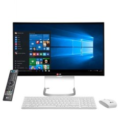 Foto All in One LG 24V550-G.BJ33P1 Intel Core i5 5200U 4 GB 1 TB Windows 10 Home 23,8""