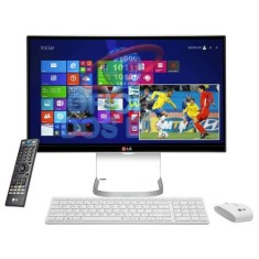 Foto All in One LG 24v550 Intel Core i5 5200U 8 GB 500 Windows 8.1 23,8""