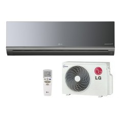 Foto Ar Condicionado Split LG 9000 BTUs AS-Q092BRW0