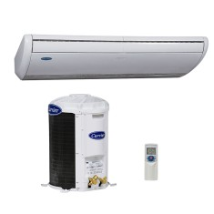 Foto Ar Condicionado Split Carrier 30000 BTUs 42XQL30C5 / 30KQK030515MC