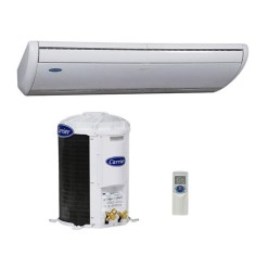 Foto Ar Condicionado Split Carrier 30000 BTUs 42XQL30C5 / 38KQK030515MC
