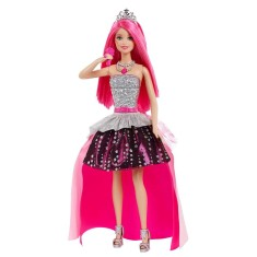 Foto Boneca Barbie Rock'n Royals Courtney Mattel