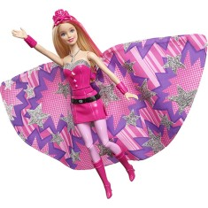 Foto Boneca Barbie Super Princesa Mattel