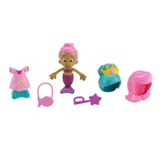 Foto Boneca Bubble Guppies Molly Princesa Mattel