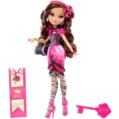 Foto Boneca Ever After High Royal Briar Beauty Mattel