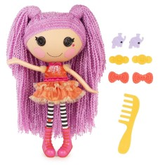 Foto Boneca Lalaloopsy Loopy Hair Peanut Big Top Buba