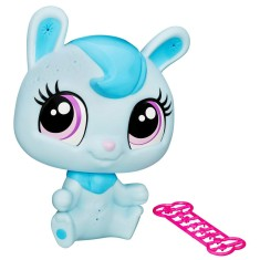 Foto Boneca Littlest Pet Shop Decore seu Pet Bunny Hasbro