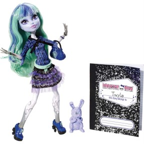 Foto Boneca Monster High 13 Wishes Twyla Mattel
