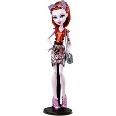Foto Boneca Monster High Boo York Opereta Mattel