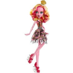 Foto Boneca Monster High Gooliope Jellington Freak Du Chic Mattel