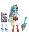 Boneca My Little Pony Equestria Girls Rainbow Rocks Rainbow Dash Hasbro