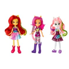 Foto Boneca My Little Pony Equestria Girls Wild Raibow A8777 Hasbro