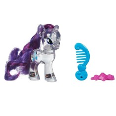 Foto Boneca My Little Pony Rarity Water Cuties Cutie Mark Magic Hasbro