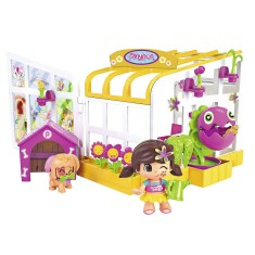 Foto Boneca Pinypon Pet House Multikids