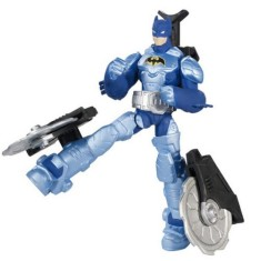 Foto Boneco Batman Power Attack W7260 - Mattel