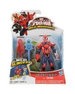 Boneco Homem Aranha Ultimate Spider-Man Web Warriors Spyder Knight B2604/B0571 - Hasbro