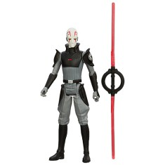 Foto Boneco Star Wars Inquisitor A3857 - Hasbro
