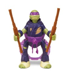 Foto Boneco Tartarugas Ninja Donatello Throw In Battle BR285 - Multikids
