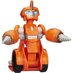 Foto Boneco Transformers Robots In Disguise Fixit One Step Changer B0068/B0906 - Hasbro