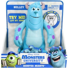 Foto Boneco Universidade Monstros Sulley Luminoso - Sunny