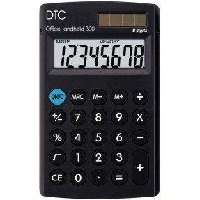 Foto Calculadora De Bolso DTC Office Desktop 300