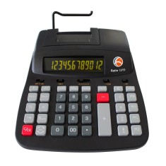 Foto Calculadora De Mesa com Bobina Reis Office Térmica Ratio 12PD | Reis Office