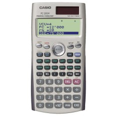 Foto Calculadora Financeira Casio FC-200V