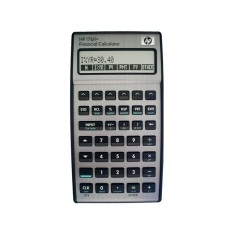 Foto Calculadora Financeira HP 17 BII