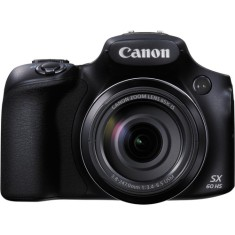 Foto Câmera Digital Canon PowerShot SX60 HS Full HD 16,1 MP | Detona Shop