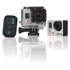 Foto Câmera GoPro Hero 3 Black Edition Adventure HD
