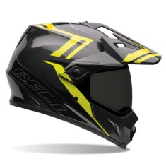 Foto Capacete Bell MX-9 Adventure Off-Road com viseira