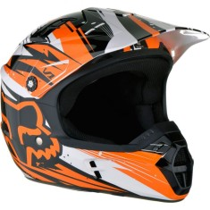Foto Capacete Fox V1 Off-Road