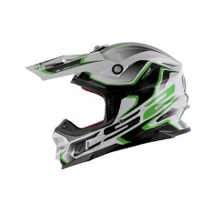 Foto Capacete LS2 MX456 Compass Off-Road