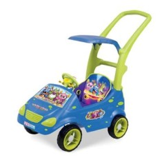 Foto Carrinho com Pedal Magic Toys Roller Baby Monsters