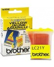 Cartucho Amarelo Brother LC21Y