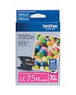 Cartucho Magenta Brother LC75M