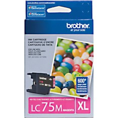 Foto Cartucho Magenta Brother LC75M