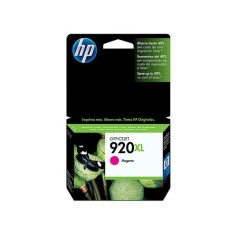 Foto Cartucho Magenta HP 920XL CD973AL