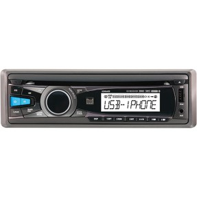 Foto CD Player Automotivo Dual XDMA 450 USB