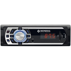 Foto CD Player Automotivo Mondial AR-03 USB