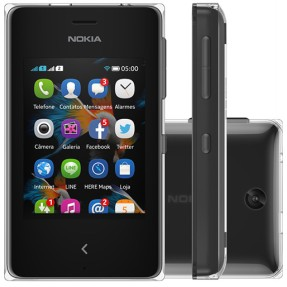 Foto Celular Nokia Asha 500 2,0 MP 2 Chips