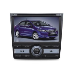"Foto Central Multimídia Automotiva H-Buster 6 "" HBO-8812HO Touchscreen USB"