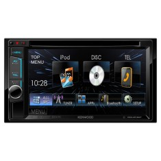 Foto Central Multimídia Automotiva Kenwood DDX4015BT