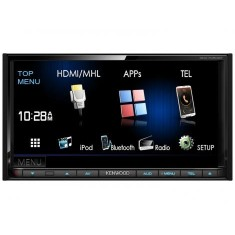 Foto Central Multimídia Automotiva Kenwood DDX7050BT
