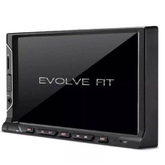 "Foto Central Multimídia Automotiva Multilaser 7 "" Evolve Fit P3328 Touchscreen USB"
